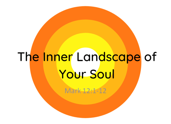The Inner Landscape of Your Soul – Rev. Christina Ng