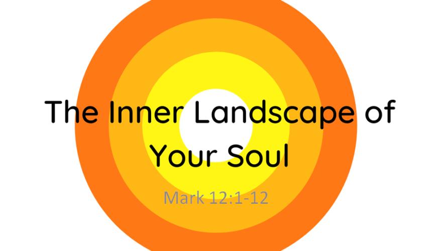 The Inner Landscape of Your Soul – Rev. Christina Ng