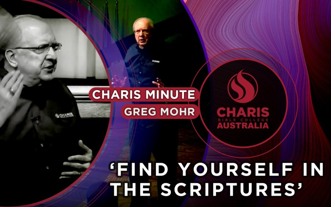 Find Yourself In The Scriptures