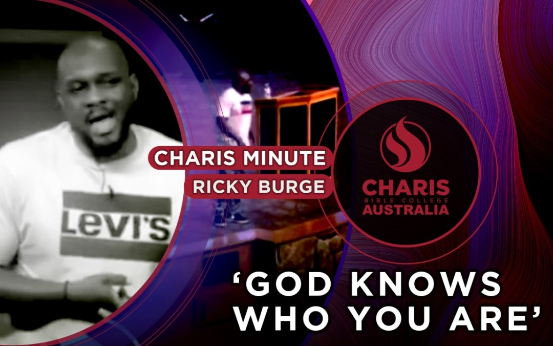 God Knows Who You Are