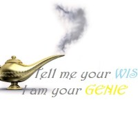 Tell me your wish... I am genie [COMING SOON]
