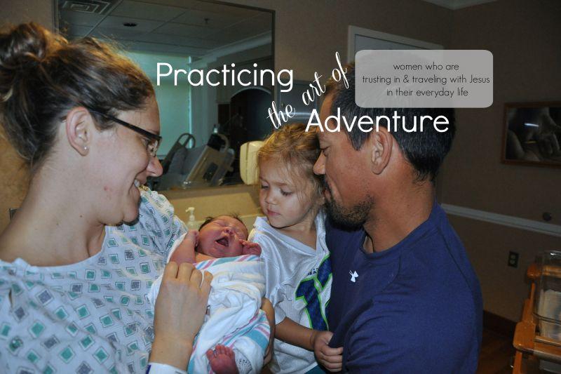 Practicing the Art of Adventure :: Featuring Kristin Pederson