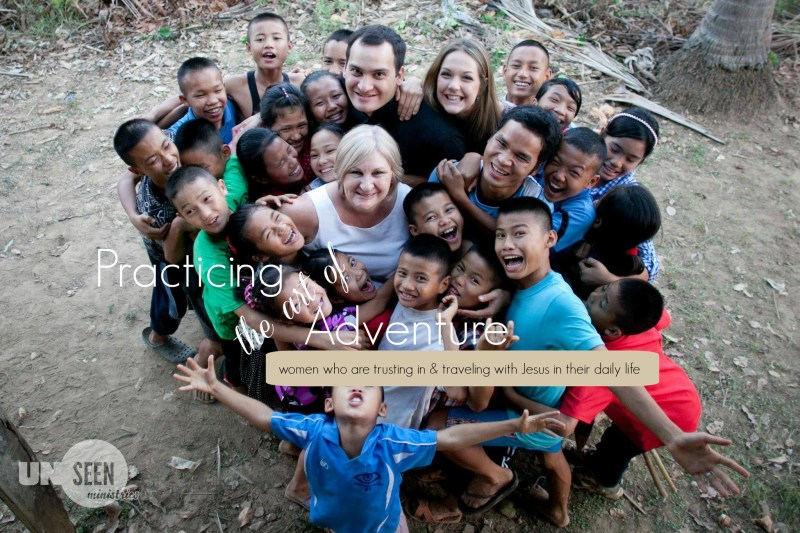 Practicing the Art of Adventure :: Featuring Kelly Cook Tana