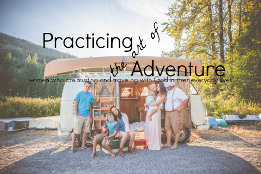 Practicing the Art of Adventure ::: Featuring Molly Vaden
