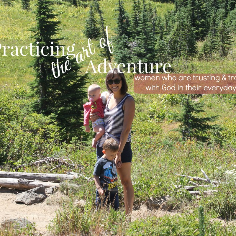 Practicing the Art of Adventure :: Featuring Ashley Diehl