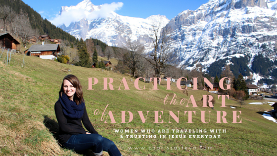 Practicing the Art of Adventure :: Brittany Stoess