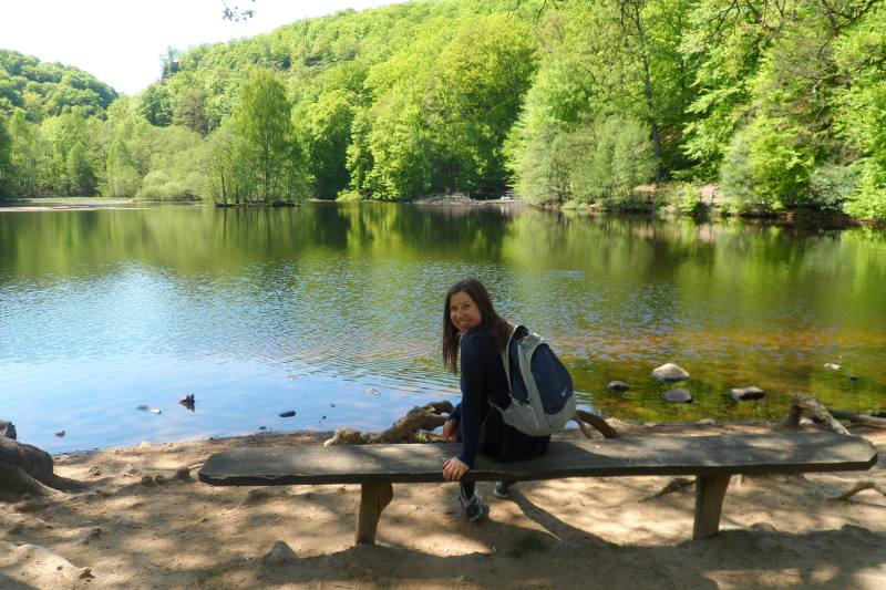 Practicing the Art of Adventure Feature: Elina Ubele