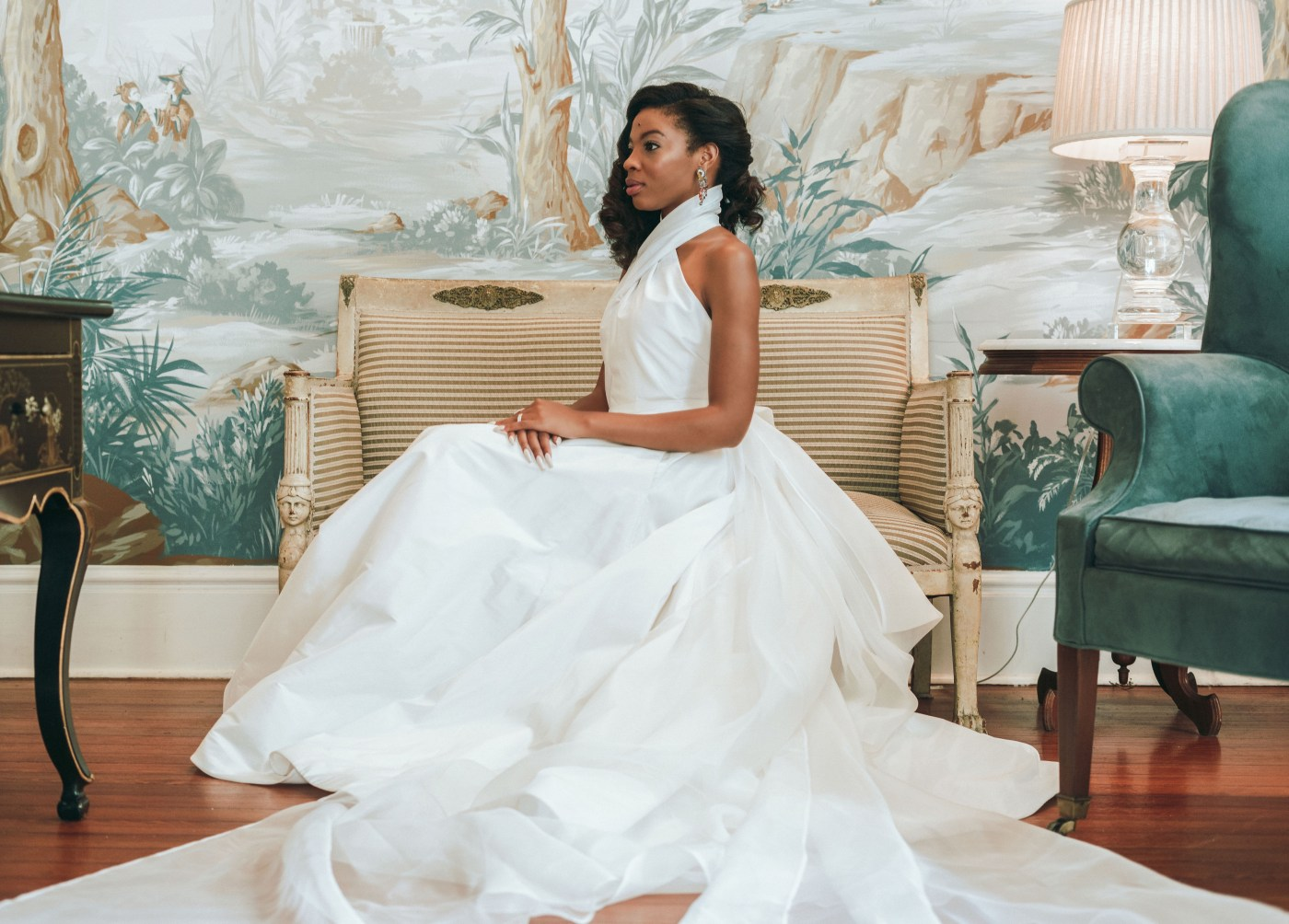 Charming, Unconventional Bridal Accessories