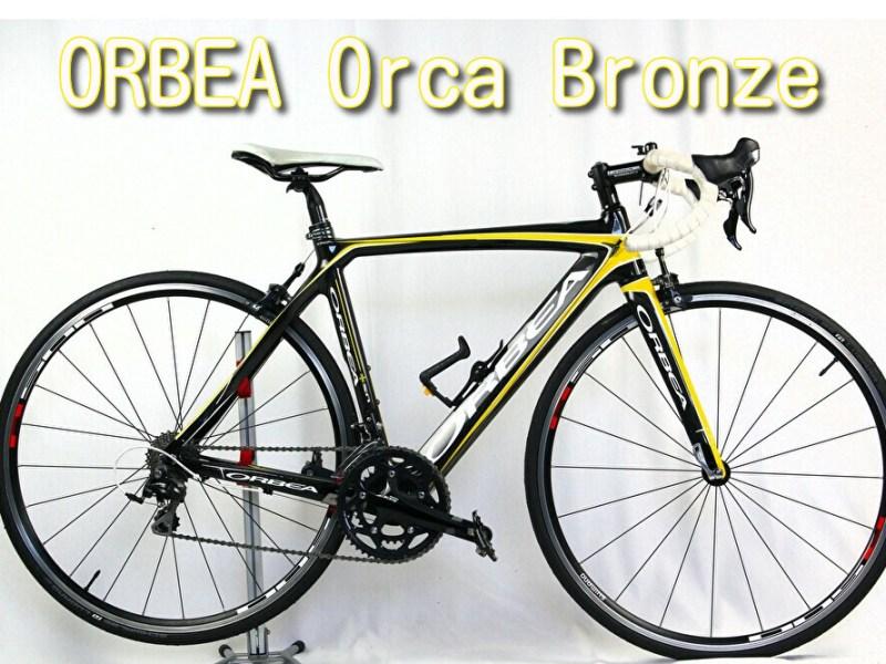 ロードバイク買取 ORBEAOrca Bronze