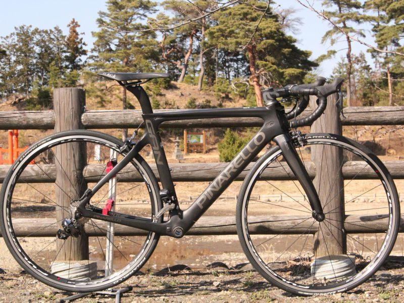 ロードバイク買取 pinarello GAN RS Ultegra Di2