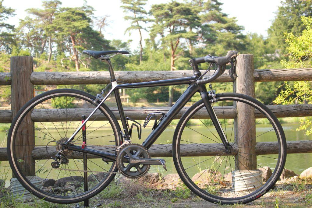 ロードバイク買取 cannondale caad12 BLACK Inc
