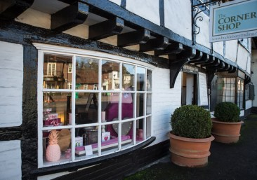 The Corner Shop exterior