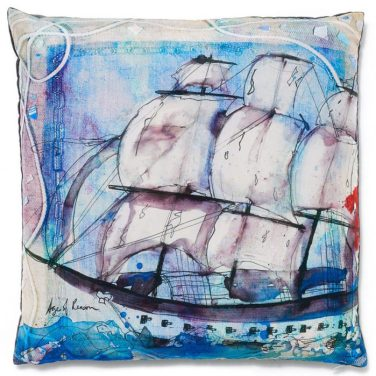 Age of Reason ship cushion