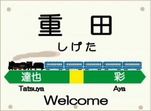ワンポイントSL編成・¥2100追加