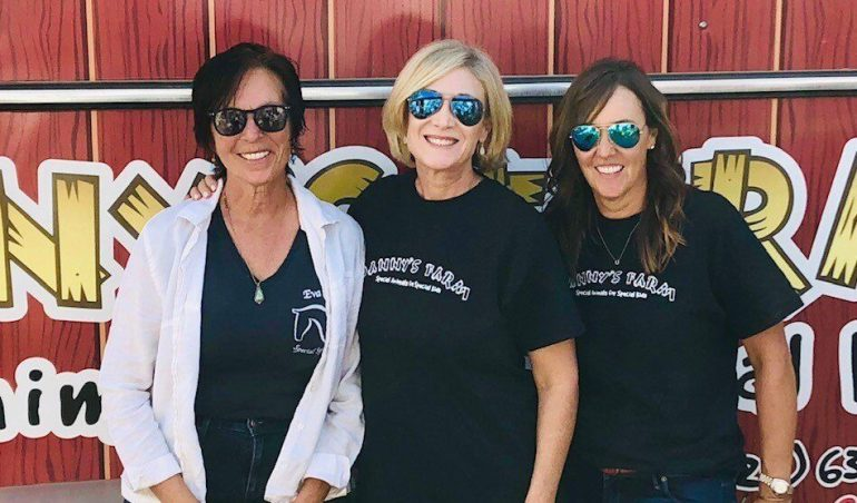Charity Matter's Podcast Episode 4: Cathy Gott, Danny's Farm