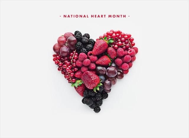 February is all about heart….