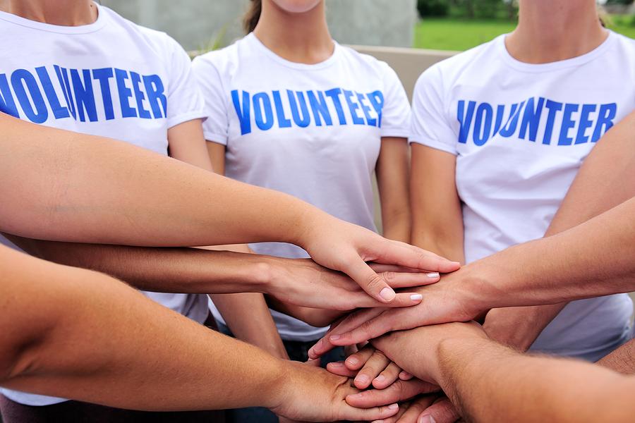 National volunteer week