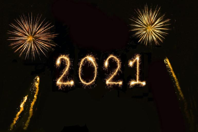 Well hello 2021!