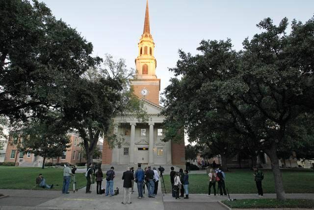 texas college sendoff