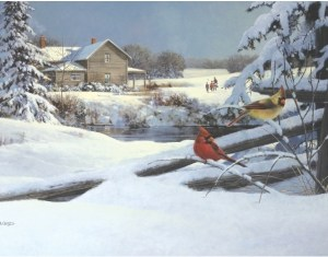 christmas-greeting-card-pair-of-cardinals-on-the-fence-by-dr-laird.jpg