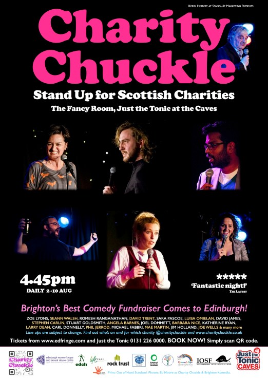 CharityChuckle Edinburgh FINAL POSTER A3