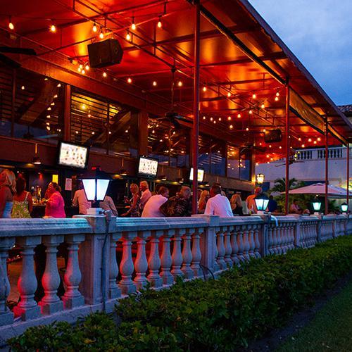 Palm Seafood Bar Beach