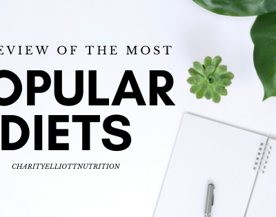A Review of the Most Popular Diets Heading Into 2020