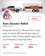 #join - kees Relief Disaster