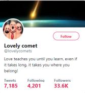 #join - lovely comet