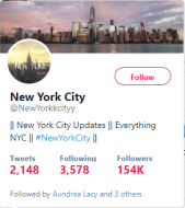 #join - new york city