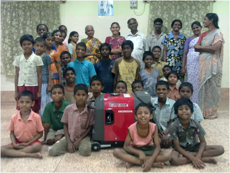 Eternal Life Children's Home – India
