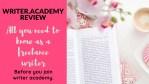 Travelista Club Writer Academy: A Thorough Review