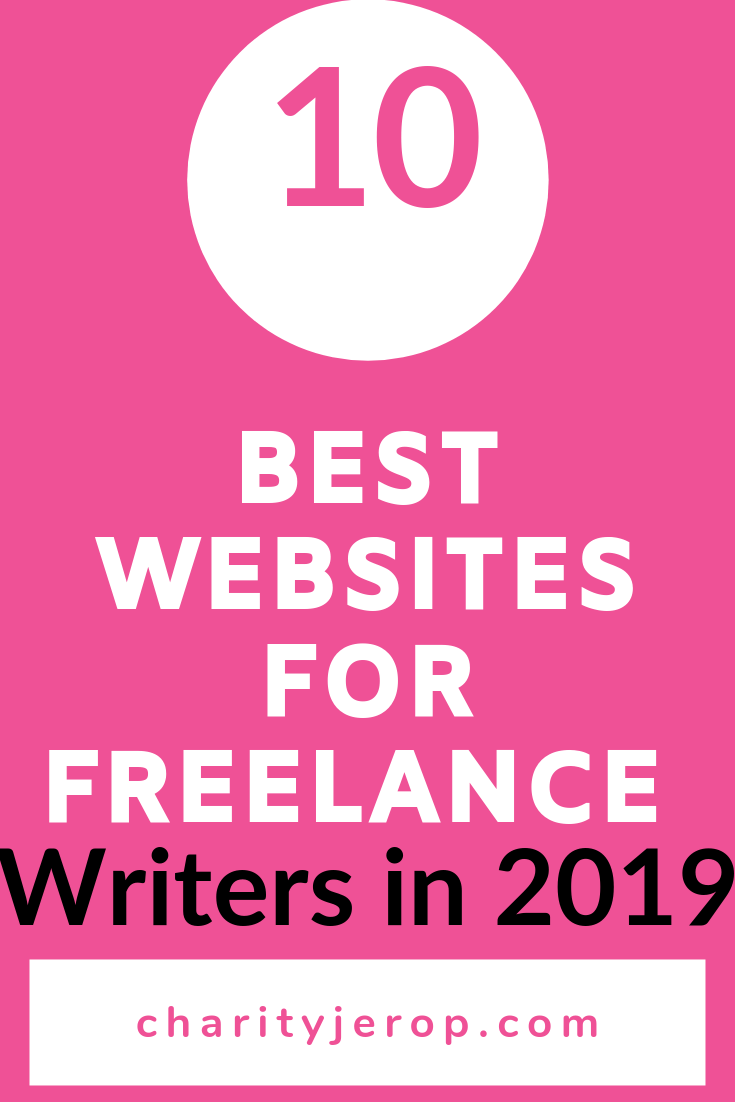 10 best websites for freelance writers. Freelance to Freedom.