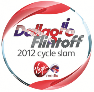 Dallaglio Flintoff Cycle Slam