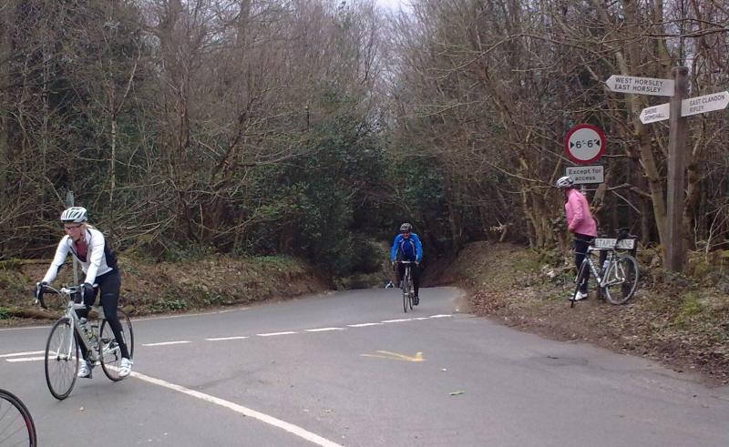 Surrey Hills – Cycle Slam Training Ride (5/5)