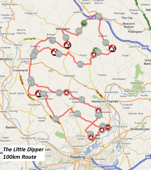 The 3 Hs Sportive - Hills, Holes and Hail (2/3)