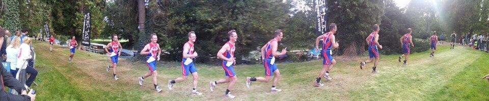 Challenge Henley - Ironman Relay (3/4)