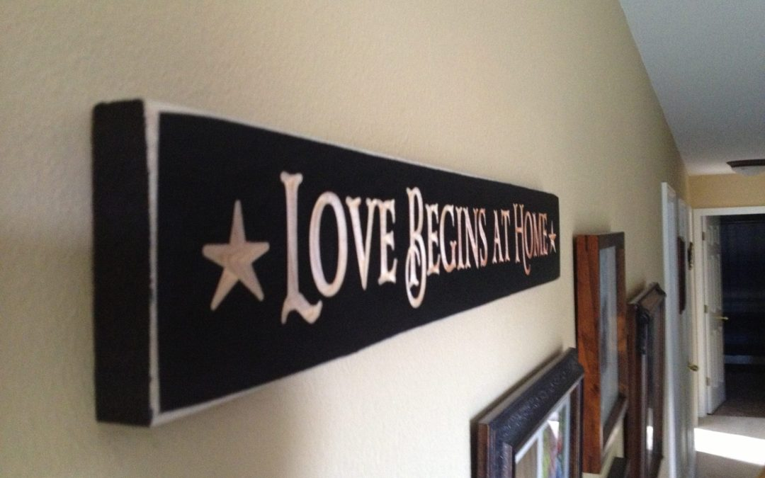Love Begins Here