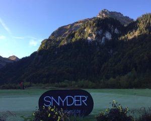 Impressionen 1. Charity Golf Event by Rüdiger Böhm GolfClub Ybrig 11. Oktober 2019