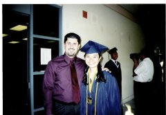 High School Graduation with Bobby