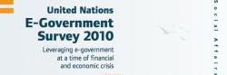 United Nations E-Governance Survey 2010