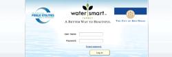 WaterSmart Target - Login Page Image