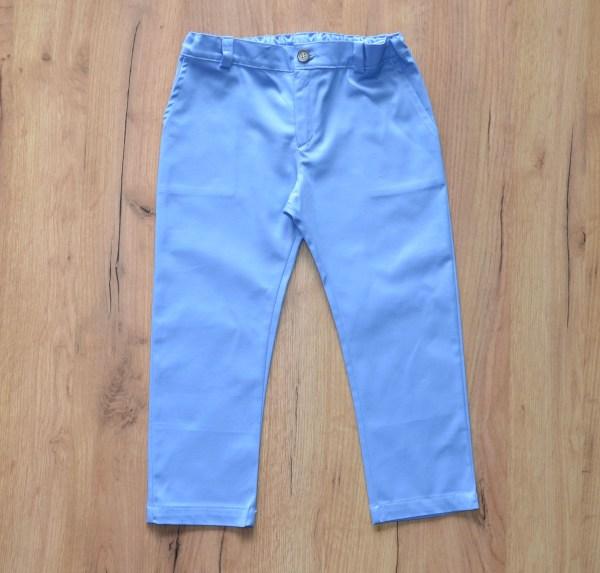 Παντελόνι Βαμβακερό Γαλάζιο