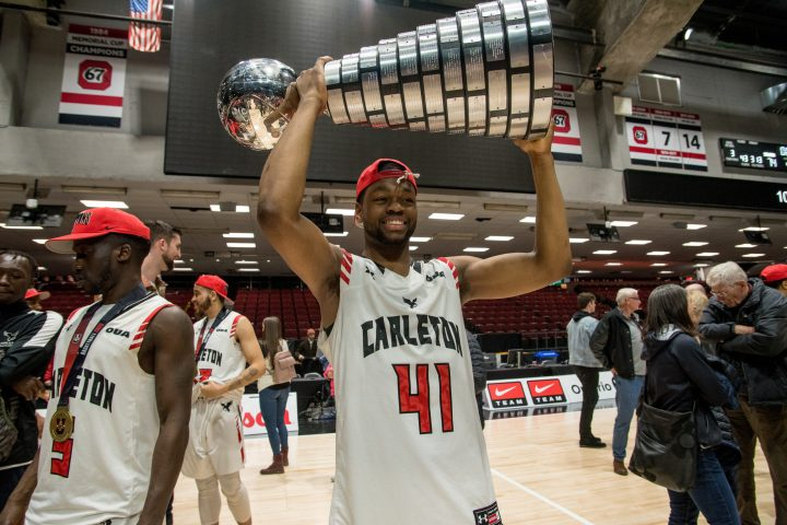 Men's basketball rookie Lloyd Pandi's team first approach | The Charlatan,  Carleton's independent newspaper