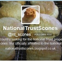We love National Trust Scones!