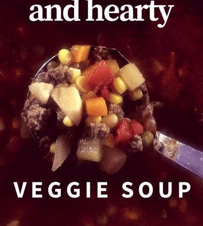 Veggie soup