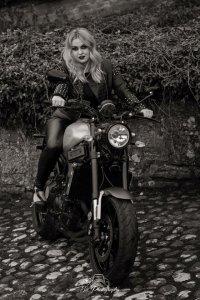 motorbike shoot