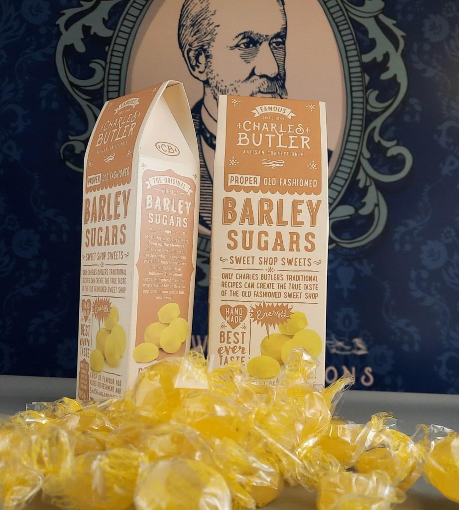 Charles Butler Barley Sugars 190g