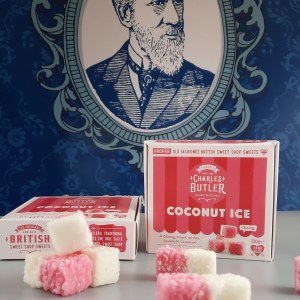 Charles Butler Coconut Ice 100g