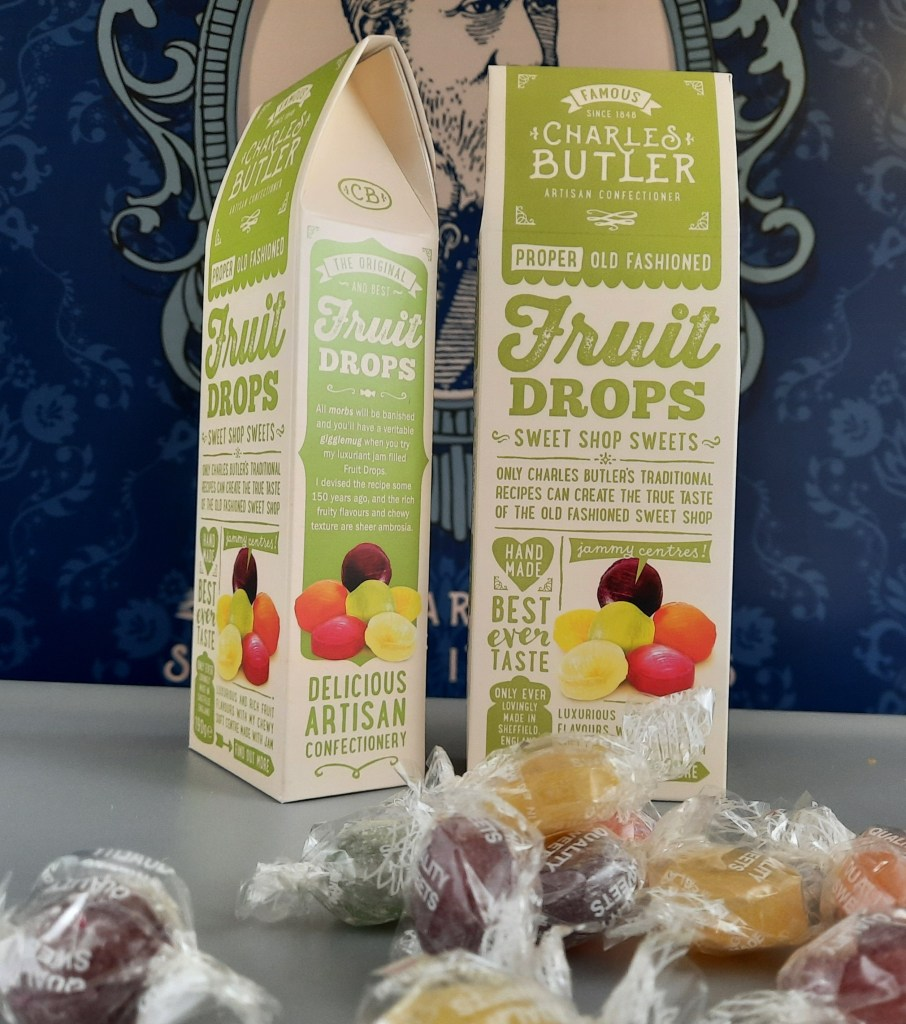 Charles Butler Fruit Drops 190g